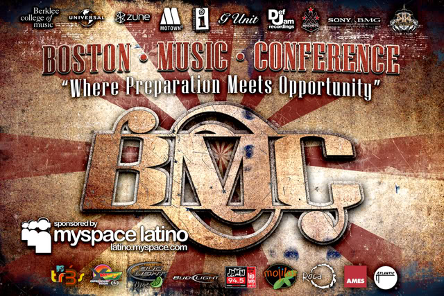 The Boston Music Conference September 2010