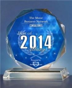 2014 Best of Albany Award - Consultants Awarded by the Albany Award Program