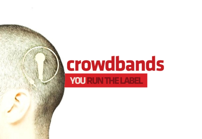 Job Opportunities: CrowdBands (Community Manager, Website Developer, iPad App Developer)
