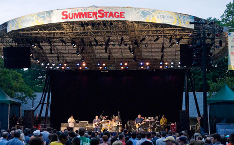 SummerStage 2011 Volunteer Opportunities