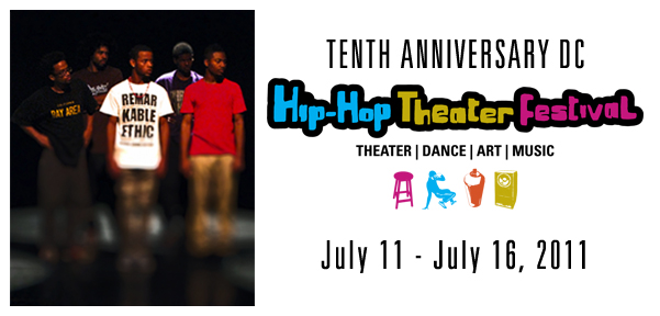 Washington DC Events: The 10th ANNUAL DC HIP-HOP THEATER FESTIVAL