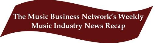 Music Business Weekly Recap Logo